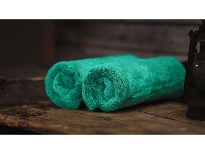 Auto Finesse Aqua Deluxe Drying Towel 50x70cm prémiový sušící ručník