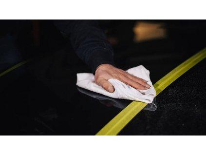 Auto Finesse White Microfiber Cloth 40x40cm mikrovláknová utěrka