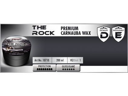 Scholl THE ROCK Premium Carnauba Wax 200ml tvrdý vosk