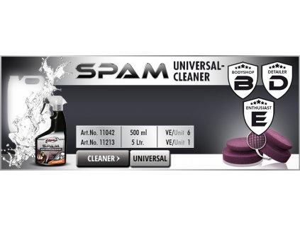 Scholl SPAM Universal Cleaner 500ml univerzální čistič