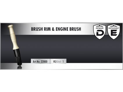Scholl BRUSH Rim & Engine Brush štětec na kola