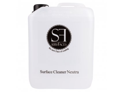 ServFaces Surface Cleaner Neutra 5L Čistič povrchu