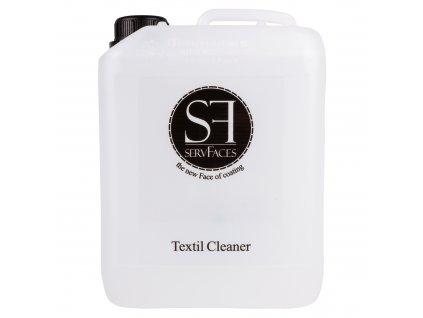 ServFaces Textil Cleaner 5L Čistič textilu