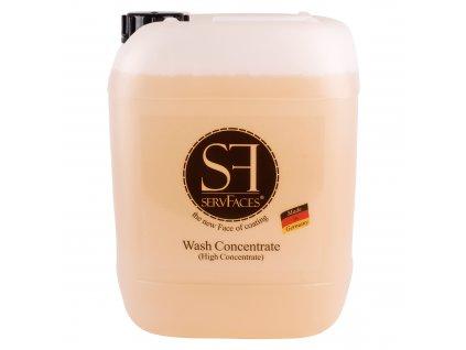 ServFaces Wash Concentrate 10L Univerzální šampon