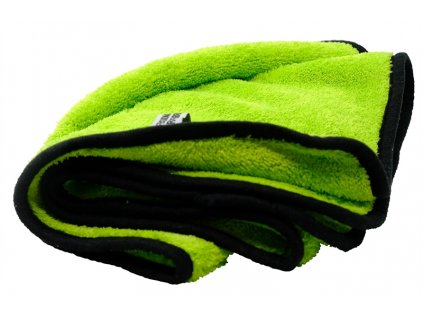 valetpro drying towel green