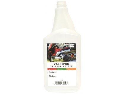 ValetPro Generic Spray Bottle 1L láhev