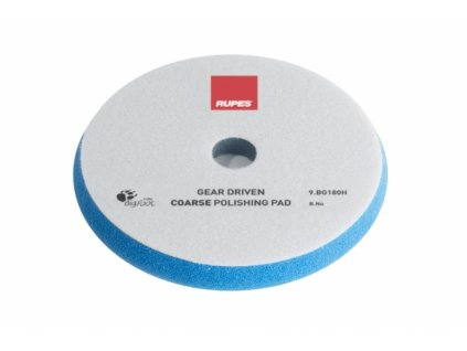 Rupes Velcro Polishing Foam Pad Coarse - Mille 150/165mm leštící kotouč