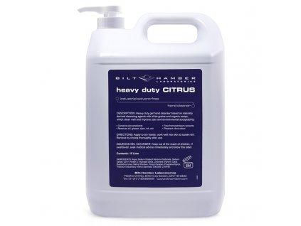 Bilt Hamber Heavy Duty CITRUS 5L mýdlo na ruce