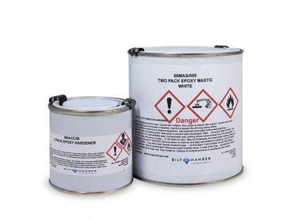 Bilt Hamber Epoxy Mastic Black 1L ochranný epoxidový tmel pro ocel a slitiny