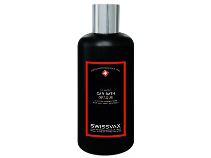 swissvax Car Bath Opaque 250