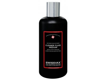 Swissvax Cleaner Fluid medium 250