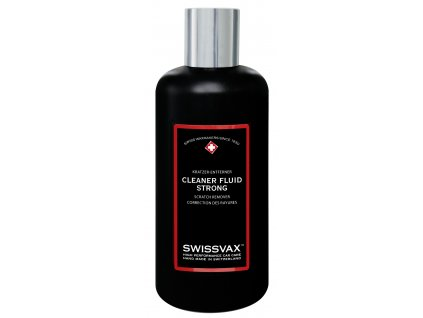Swissvax Cleaner Fluid strong 250