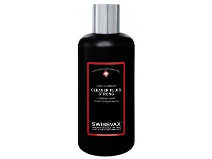 Swissvax Cleaner Fluid strong 250