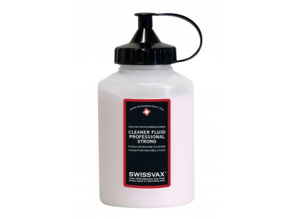 Swissvax Cleaner Fluid professional strong 500
