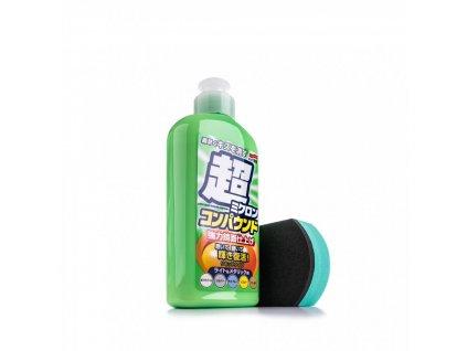 soft99 micro liquid compound light metallic 1