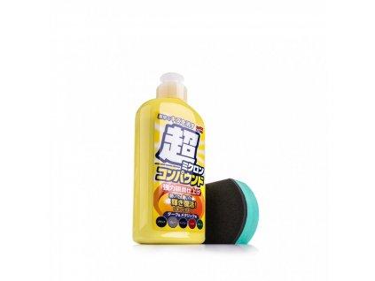 soft99 micro liquid compound dark metallic 1