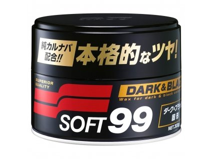 soft99 dark black