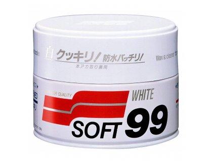 soft99 white soft wax