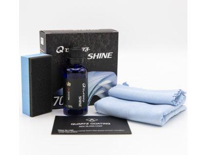 Tac System Quartz Shine 50ml nanopovlak
