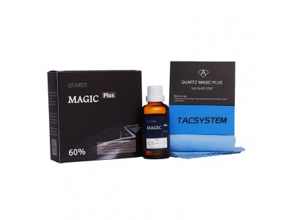 Tac System Quartz Magic Plus 50ml nanopovlak na kola a plasty