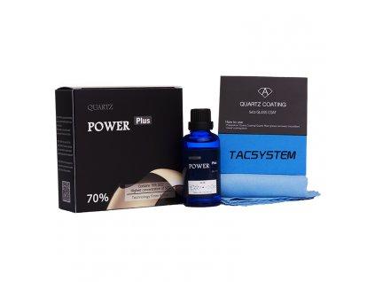 Tac System Quartz Power Plus 50ml nanopovlak