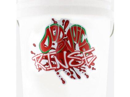 dodo juice rinse vinyl sticker