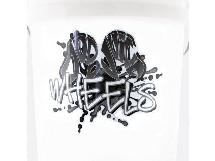 dodo juice wheels vinyl sticker
