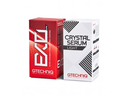 Gtechniq EXO Crystal Serum Light