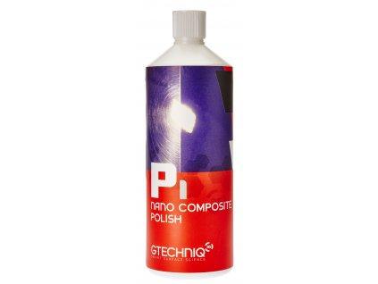 Gtechniq P1 Nano Composite Polish 1L