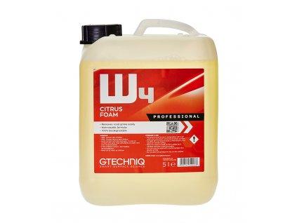 Gtechniq W4 Citrus Foam 5L