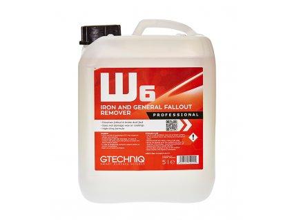 Gtechniq W6 Iron Fallout Remover 5L
