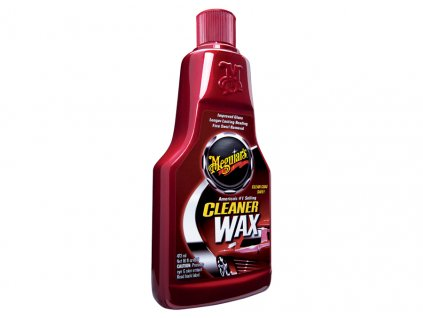 a1216 meguiars cleaner wax liquid