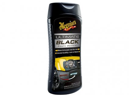 g15812 meguiars ultimate black plastic restorer