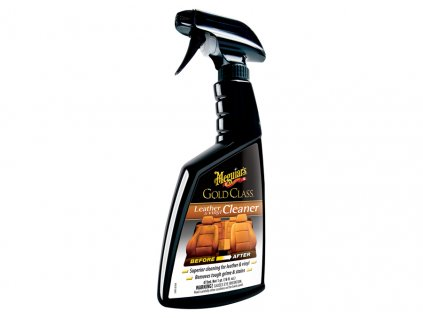 g18516 meguiars gold class leather and vinyl cleaner