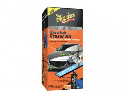 Meguiars Quik Scratch Eraser Kit sada pro lokalni odstraneni defektu laku 201943083624