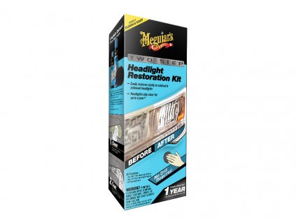 Meguiars Two Step Headlight Restoration Kit revolucni dvoukrokova sada na oziveni svetlometu 2017121212112