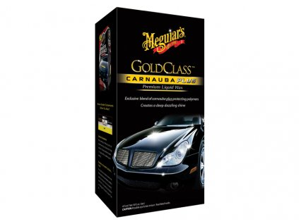 g7016 meguiars gold class carnauba plus premium liquid wax