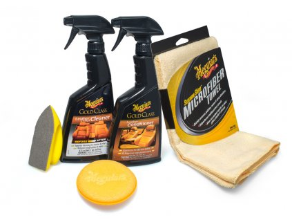 leatherkit meguiars heavy duty leather kit