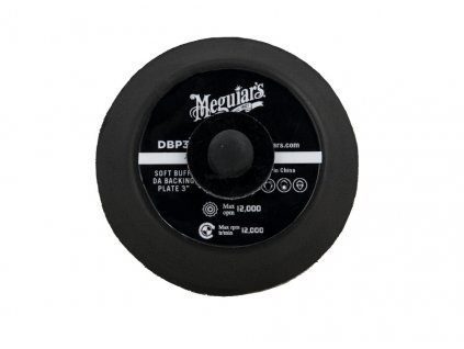 DBP3 Meguiars DA Polisher Backing Plate