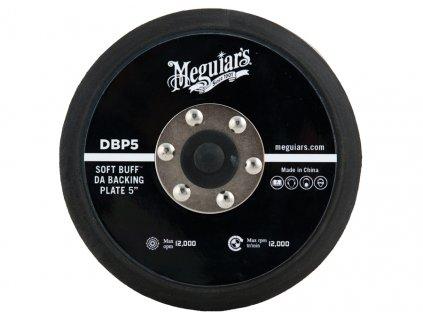 dbp5 meguiars da backing plate 5