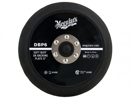 dbp6 meguiars da backing plate 6