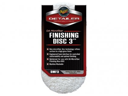dmf3 meguiars da microfiber finishing disc 3