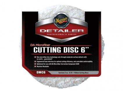 dmc6 meguiars da microfiber cutting disc 6 1