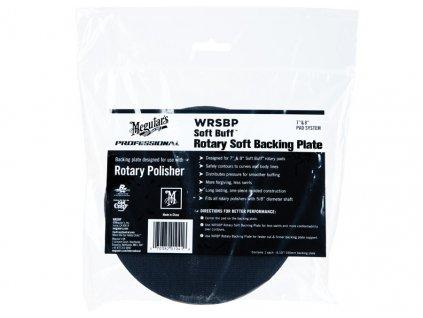 wrsbp meguiars soft buff rotary soft backing plate 1
