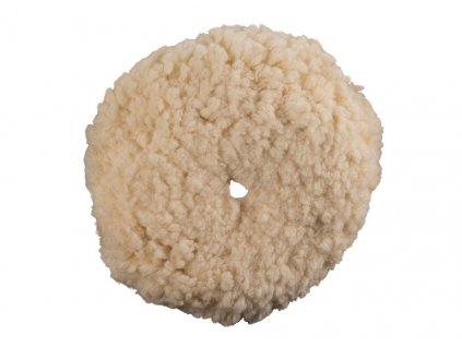 Meguiars Soft Buff Rotary Wool Pad vlneny lestici kotouc urceny pro rotacni lesticku 2018418115537