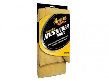 x2010 meguiars supreme shine microfiber towel