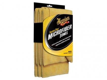 x2020 meguiars supreme shine microfiber towel 3 pack