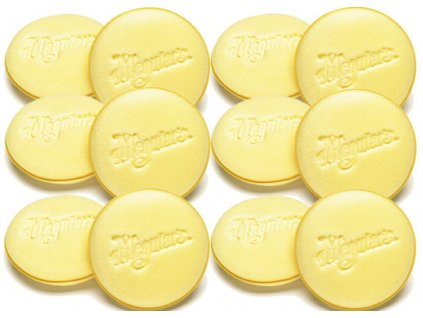 x3070bulk meguiars soft foam applicator pads bulk