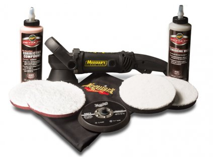 dmckit5da meguiars da microfiber correction system 5 da polisher kit