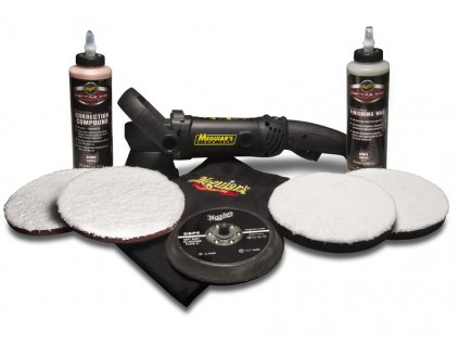 dmckit6da meguiars da microfiber correction system 6 da polisher kit